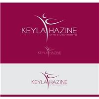 KEYLA HAZINE - Arte & Movimento, Logo e Identidade, Artes, Música & Entretenimento