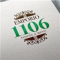 Empório 1106 Eventos e Buffet, Logo e Identidade, Alimentos & Bebidas