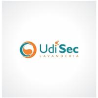 Udi Sec Lavanderia, Logo e Identidade, Limpeza & Serviço para o lar