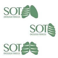 oncologia torácica - SOT, Logo e Identidade, Saúde & Nutrição