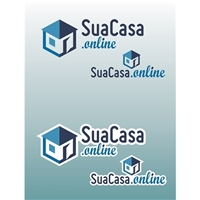 SuaCasa.online, Logo e Identidade, Imóveis