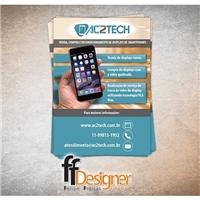 AC2Tech, Peças Gráficas e Publicidade, Tecnologia & Ciencias