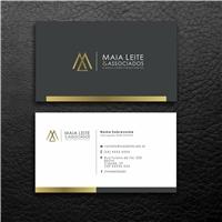 Maia Leite & Associados Consultores Tributários Ltda., Logo e Identidade, Consultoria de Negócios