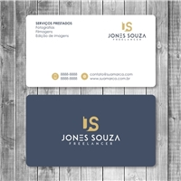 Jones Souza - Freelancer, Logo e Identidade, Fotografia