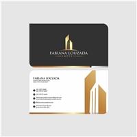 Fabiana Louzada Imóveis, Logo e Identidade, Imóveis