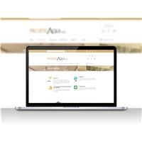 projeteaqui.com, Web e Digital, Arquitetura