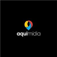Aqui Mídia, Logo e Identidade, Marketing & Comunicação