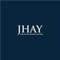 JHAY - ADVISORY FOOTWEAR AND LOGISTICS, Logo e Identidade, Logística, Entrega & Armazenamento