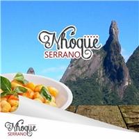 Nhoque Serrano, Logo e Identidade, Alimentos & Bebidas