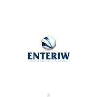 ENTERIW PROVEDOR DE INTERNET LTDA, Logo e Identidade, Computador & Internet