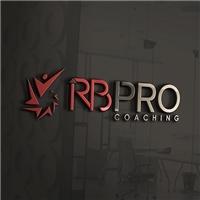 RB Pro Coaching, Logo e Identidade, Consultoria de Negócios