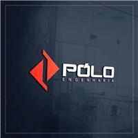 Pólo Engenharia, Logo e Identidade, Construção & Engenharia