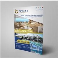 Briani Imóveis, Peças Gráficas e Publicidade, Imóveis