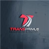 Transprimus, Logo e Identidade, Logística, Entrega & Armazenamento