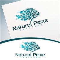Natural Peixe, Logo e Identidade, Alimentos & Bebidas