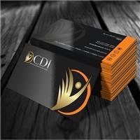 CENTRO DE DIAGNOSTICO POR IMAGEM (CDI), Logo e Identidade, Saúde & Nutrição