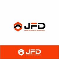 JFD Empreendimentos Imobiliários , Logo e Identidade, Imóveis