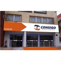 CONSIGO SOLUÇÕES FINANCEIRAS, Peças Gráficas e Publicidade, Consultoria de Negócios