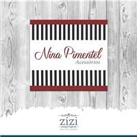 NIna Pimentel & Zizi , Logo e Identidade, Roupas, Jóias & acessórios