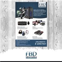 FBD Informática, Peças Gráficas e Publicidade, Computador & Internet
