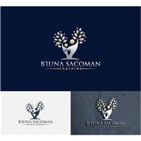 BRUNA SACOMAN - COACHING, Logo e Identidade, Outros