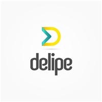 Delipe, Logo e Identidade, Educação & Cursos