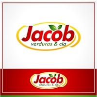JACOB VERDURAS & CIA, Logo e Identidade, Alimentos & Bebidas