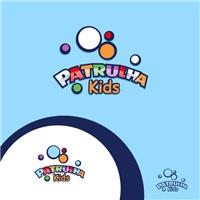 Patrulha Kids, Logo e Identidade, Crianças & Infantil