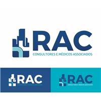 RAC CONSULTORES E MÉDICOS ASSOCIADOS , Logo e Identidade, Construção & Engenharia