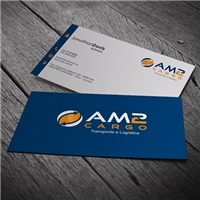 AM2 Cargo , Logo e Identidade, Logística, Entrega & Armazenamento
