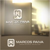 Marcos Paiva Odontologia estética, Logo e Identidade, Saúde & Nutrição