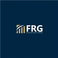 FRG Desenvolvimento Urbano , Logo e Identidade, Construção & Engenharia