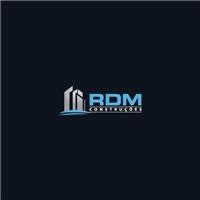 RDM CONSTRUÇÕES, Logo e Identidade, Construção & Engenharia