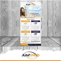 Justweb Telecomunicações, Peças Gráficas e Publicidade, Computador & Internet