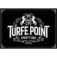 Turfe Point - Sports Bar, Logo e Identidade, Artes, Música & Entretenimento