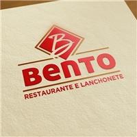 BENTO - Restaurante e Lanchonete, Logo e Identidade, Alimentos & Bebidas
