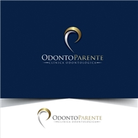 OdontoParente Clinica Odontologica, Logo e Identidade, Saúde & Nutrição