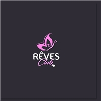 Rêves Club, Logo e Identidade, Roupas, Jóias & acessórios