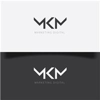 MKM, Logo e Identidade, Marketing & Comunicação
