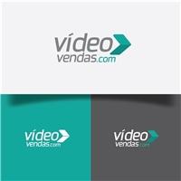 Vídeo Vendas - videovendas.com, Logo e Identidade, Consultoria de Negócios