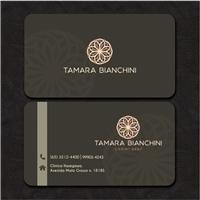 TAMARA BIANCHINI, Logo e Identidade, Saúde & Nutrição