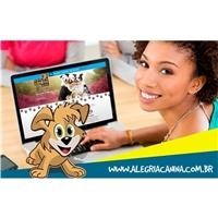 Alegria Canina, Web e Digital, Animais