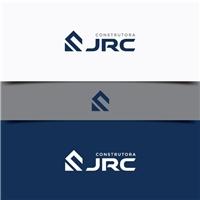 CONSTRUTORA JRC, Logo e Identidade, Construção & Engenharia