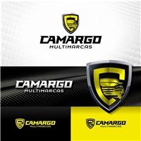 Camargo multimarcas, Logo e Identidade, Automotivo
