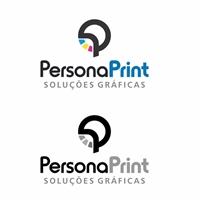 PersonaPrint-solucoes graficas, Logo e Identidade, Marketing & Comunicação
