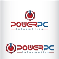 PowerPC Informatica, Logo e Identidade, Tecnologia & Ciencias