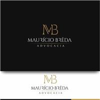 Maurício Brêda Advocacia, Logo e Identidade, Advocacia e Direito
