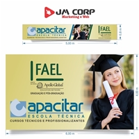 Capacitar Escola Técnica / Fael, Peças Gráficas e Publicidade, Educação & Cursos