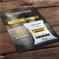 Asfaltare - Soluções em Asfalto, Peças Gráficas e Publicidade, Construção & Engenharia