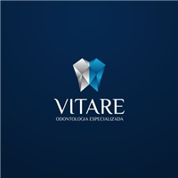 Vitare Odontologia Especializada, Logo e Identidade, Saúde & Nutrição